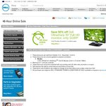 "Dell™ 30"" UltraSharp™ Full HD Monitor (U3011) 30% off, $1189 Was $1699 / 48 Hour Sale"