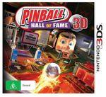 Nintendo 3DS Pinball Hall of Fame - $10 Save $28 @ Big W