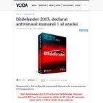 Free Bitdefender Internet Security 2013 1 Year Giveaway - Only 72 Hours