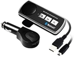 Bluetooth Handsfree Car Kit –16 Hours Talk Time/45 Days Stand by - $24.95 + FREE SHIPPING @ JW
