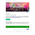 50% off Voucher Code for Print & Digital Lonely Planet Books