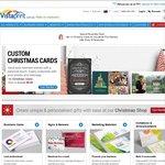 VistaPrint $20 off Coupon Code - No Minimum Spend
