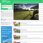 Save Up to $40 on a Round of Golf at Courses All Over Australia! @giftitnow
