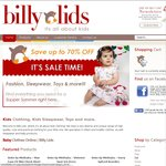 Up to 70% OFF Summer SALE. ONLINE Shopping for Baby & Kids Clothing & Products. Prices from $5!!