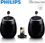 Philips Fidelio SoundSphere Airplay Speakers $399.95 Delivered from OO.com.au