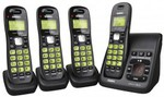 Uniden DECT 1635+3 $54.40, Brother DCP-1510 Mono Laser Multifunction $79 @ DSE