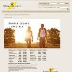 Melbourne to London Return Flight @ Royal Brunei Airlines $1379