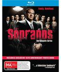 The Sopranos Blu-Ray Box Set- $125 In Store or 99c Delivery @ JBHIFI