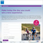 Instant Win Various RedBalloon Vouchers Daily with Bupa New Year