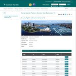 London to Australia (Various Airports) from £500 Return Cathay Pacific 13/4 - 12/5/15
