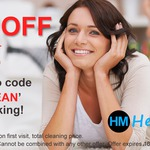 Sydney Home Cleaning - 20% Off First Clean @ Hello Maid