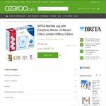 Brita Marella 2.4L Jug + 6 Maxtra Cartridges - $42.39 @ Ozaroo
