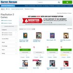 PS3/PS4/XBox360/XBoxOne Games from $5 @ Harvey Norman