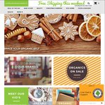 Free Shipping - This Weekend @ Australian Organic Products