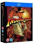 Indiana Jones: The Complete Adventures [Blu-Ray] £14.41 (~AU $29.85) Delivered @ Amazon UK