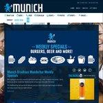 Carb Free Mondays - Half Priced Salads at Munich Brauhaus (VIC)