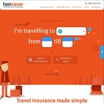 10% OFF Travel Insurance @ FastCover