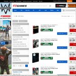 EB Games Sale - Guides from $1, 3Ds Games from $4, XB1/PS4 Games from $9