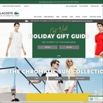 Lacoste 30% off Coupon Code