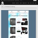 Win 1 of 4 Gaming Prizes from Lian Li Global's Christmas Giveaway