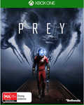 [Xbox One] [PS4] Prey - $62 (Was $99) - Instore and Online @ BIG W