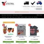 EOFY Sale @ Core Tees - All T-Shirts $9 (+ Post)