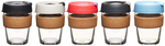 KEEPCUP Brew Cork Edition 340ml Reusable Coffee Cup Was $32.95 Now $24.71 @ Myer (Click & Collect)