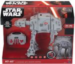 Star Wars AT-AT U-Command with Remote Control $64.5 RRP $129 Free C&C @Target