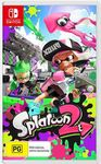 Splatoon 2 - Nintendo Switch $57.60 (Click and Collect) @ Target eBay