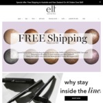 e.l.f. Cosmetics Australia Free Shipping With Code Min Order $20 Make-up and Tools From $3