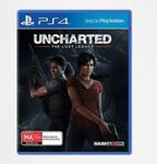 Uncharted: The Lost Legacy $41.80 (C&C) @ Target eBay