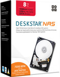 "HGST 8TB Deskstar 7200 Rpm SATA III 3.5"" Internal NAS Drive Kit US $249 (AU $312.40) @ B&H Photo"
