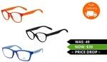 $39 for Calvin Klein Colourthin Glasses - Groupon