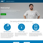 New ANZ Access Advantage and Progress Saver Accounts Get Up To $100 Gift Card