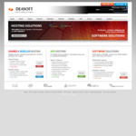 25% off Melbourne Based cPanel/WHM & VPS Hosting Plans - from $4.95/M - Deasoft.com