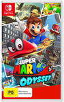 [Nintendo Switch] Super Mario Odyssey $60.30 Delivered with Club Catch or $68 without @ Catch