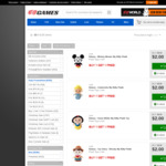 Loot Plush Toys and Pop! Vinyl Figure Starting from $2 + Delivery @ EB Games