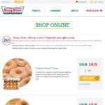 26% off All Dozens @ Krispy Kreme