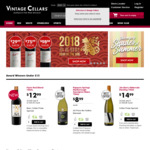 10% off All Wine @ Vintage Cellars Online