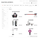 Dyson SuperSonic Hair Dryer $499 + Get a Bonus $50 David Jones (At Checkout) @ David Jones