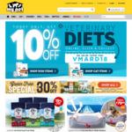 10% off Prescription Diets @ My Pet Warehouse