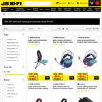 20% off Select Gaming Accessories: Logitech G402 Mouse $39.20, Corsair K55 RGB $87.20, Razer Tartarus Chroma $111.20 @ JB Hi-Fi