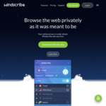 50GB Monthly Free @ Windscribe VPN (New & Existing Users)