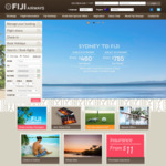 Adelaide to Nadi, Fiji $258 One Way via Fiji Airways (October)