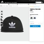 $5-$10 (Was $10-$25) adidas Socks, Bottle, Caps Shipped via Code @ adidas