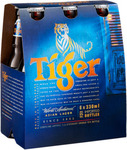 [NSW/SA] Tiger Beer 2 Packs of 6x 330ml Bottles for $17 (Save $25) @ BWS