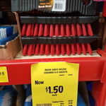 [VIC] Sabco Bulldozer Heavy Duty Scrub Brush $1.50 (Was $8) @ Bunnings Watergardens