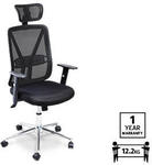 Sensational Ergonomic Office Chair 99 99 Aldi Ozbargain Machost Co Dining Chair Design Ideas Machostcouk