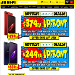 Oppo R15/R15 PRO $249/$379 - $49pm (12 Months Plan) BYO Sim Plan (Must Port to Telstra) @ JB Hi-Fi (In-Store Only)