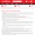 Win an Amazon Echo Worth $149 from Retravision / Dorsett Retail Pty Ltd [Excludes NSW]